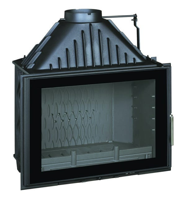 Wide Angle 800 Hearth with Shutter