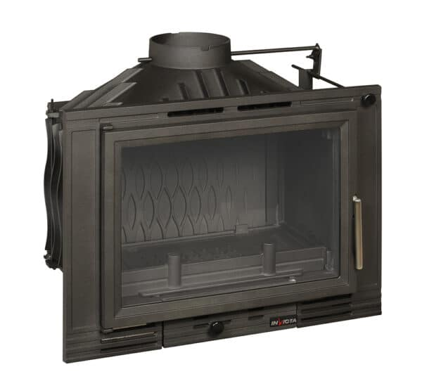 Minos 700 Fireplace with Damper