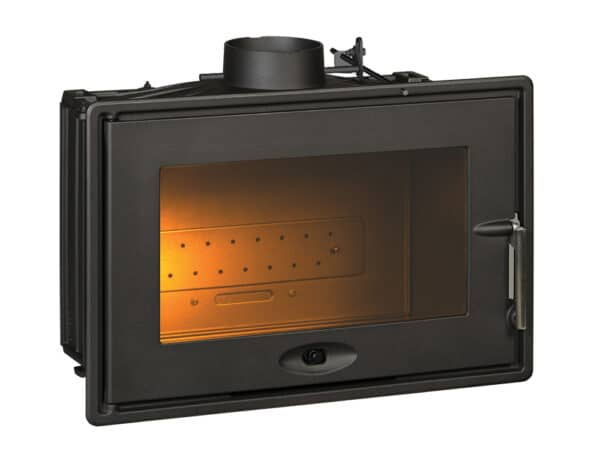 Optimise 700 Fireplace with Damper