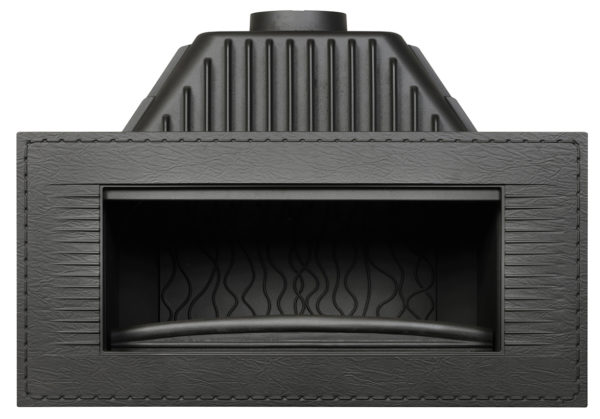 Cuir 1000 Decorative Fireplace
