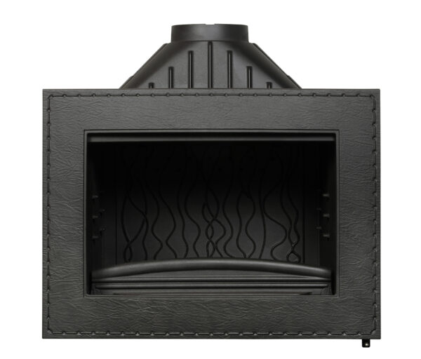 Chimenea decorativo 800 Cuir