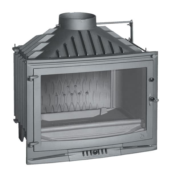 Selenic 700 Fireplace with Damper