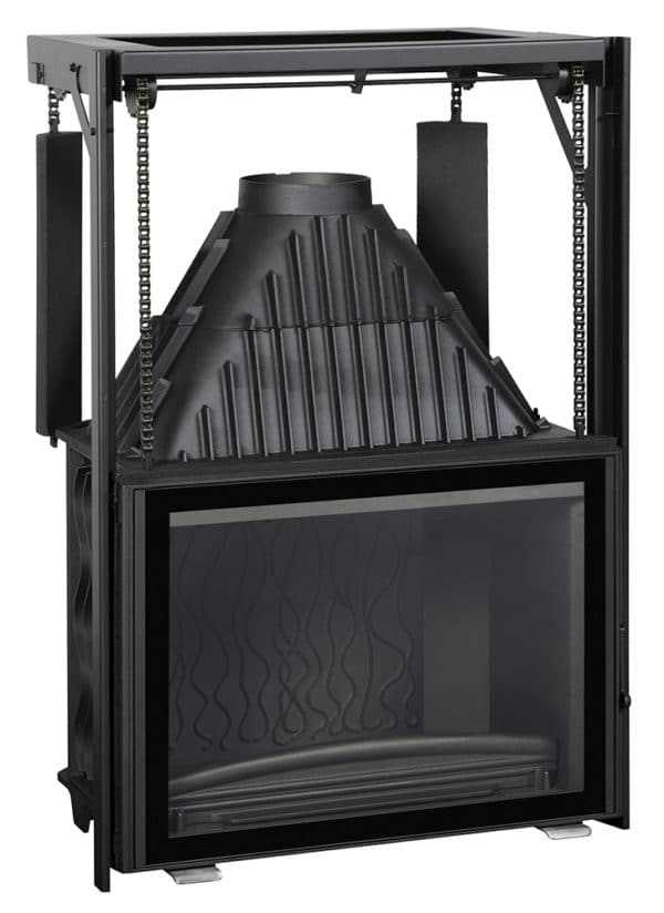 Adjustable WA 800 Hearth